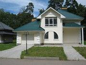 Продается 2 этажный дом и земельный участок в п. Черкизово - Фото 3