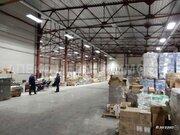 Аренда помещения пл. 1640 м2 под склад, производство, м. Речной .