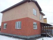 Продается новый дом 205м2, 10 сот, д.Малышево, Раменский район - Фото 2