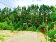 Земельный участок 10 соток Крайний к лесу ИЖС - Фото 1