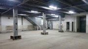 Теплый склад в 1км от МКАД по Щелковскому шоссе