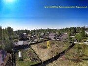 15 соток ИЖС огороженные забором в Васкелово, мкр Зеркальный - Фото 1