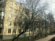 Двухкомнатная квартира, г. Москва, ул. Сеславинская, д. 38 - Фото 1