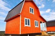 Новый теплый дом 85 кв.М. на участке 13 сот, д.финеево, ДНТ. - Фото 3