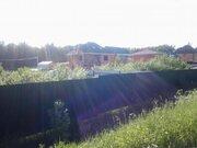 Продается участок в коттеджном поселке 10 сот 9 км от МКАД. - Фото 1