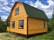 Новый дом в СНТ Лесное - дер.Юрцово - 80 км Щёлковское шоссе - Фото 3
