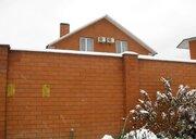 Жилой кирпичный дом 270 кв.м, 6 соток в Раменском р-не, пос.Зюзино - Фото 3