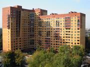 "Квартира-студия 40м2 ЖК ""Горельники"" без ремонта - Фото 1"