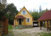 Дом 154 кв. м на участке 25 соток в Пушкинских Горах - Фото 1