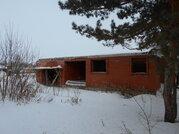 Недостроенный дом в Усть-заостровке - Фото 1