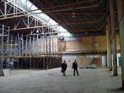 Аренда склада (производство) 1200 кв.м. Королев