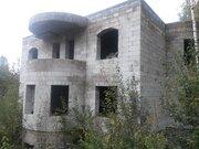 Дом-Коробка 380 м2, 16 соток, угловой участок, 20 км от МКАД - Фото 1