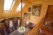 Уютный двухэтажный деревянный дом с собственным выходом в лес - Фото 5