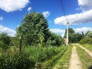 Земельный участок 6 соток д. Репниково Чеховский район - Фото 2