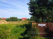 Продажа участка, Ивановское, Улица Третья, Чеховский район - Фото 1