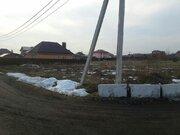 Продажа участка в10 сот в Раменском районе, д. Поповка, ДНП Спутник - Фото 1