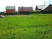 Чехов Верхние поля , газ эл. 7,5 соток отл соседи газ на углу, ИЖС, чех - Фото 1