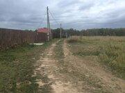 Земельный участок 12 соток в д.Акатово - Фото 1