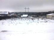 Участок 10 соток для ПМЖ в деревне Павловское в 30 км от МКАД