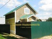 Капитальная дача с выходом в лес, вблизи г.Малоярославец - Фото 4