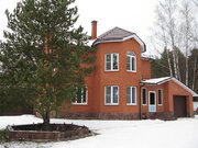 Качественный дом ПМЖ, все коммуникации, в окружение леса. д. Воробьи - Фото 3