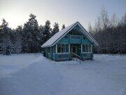 Уютный коттедж на огромном участке, лес, озеро, конюшни в пос. Светлое - Фото 1