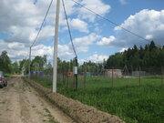 Участок 8 соток в 6 км от Митино д.Светлые горы Красногорский р-н, ИЖС - Фото 1