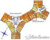 2 комнатная квартира в ЖК Дубль