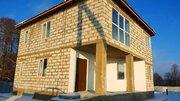 2-х этажный дом из пеноблока в деревне Киржачского района - Фото 2