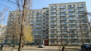 1-комн. квартира ул. Туполева д. 27, 29 кв.м, 1/9 этаж - Фото 1