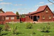 Дом и баня на участке 15 соток в с. Cовхоз Боровский у г. Балабаново - Фото 2