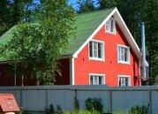 Дом из бруса 170 кв.м. в деревне Тендиково Дмитровского района - Фото 1