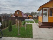 2-эт. зимний дом 80 м2 (брус) на уч. 6 сот, ст. Столбовая СНТ Осинки - Фото 4