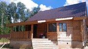 Семхоз. Новый дом для постоянного проживания.Ярославское шоссе 59 км - Фото 2