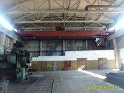 Холодный склад от 200 до 5000 м2 под краном, грузоподъемностью 10 тн