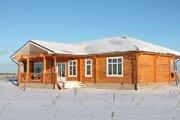Новый красивый котедж в жилой деревне, 66 км отмкад - Фото 3