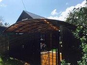 Дом 96 кв.метров Чехов, ул.Заводская, Симферопольское шоссе 50 км.от мка - Фото 3