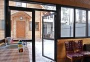 Новый меблированный дом из оцилиндрованного бревна 100м2 4с все ком-ии - Фото 2