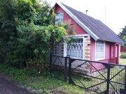Дача с мансардой в Пушкиногорском районе - Фото 1
