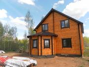 Продается двухэтажный дачный дом