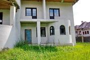 Дом в Акулово под отделку на участке 10 соток - Фото 2