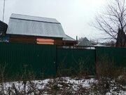 Дом, Рязанская область, Рыбновский район, деревня Баграмово - Фото 1