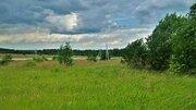 Земельный участок в Рождествено, Шаховской район. - Фото 3