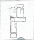4 300 000 Руб., Продается 2-комнатная квартира(распашонка) с 2-мя балконами, Купить квартиру в Королеве по недорогой цене, ID объекта - 323075746 - Фото 17