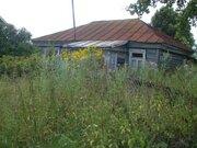 ½ участка -11соток с 1/4 старого дома в д.Канищево, Ступинский р-он - Фото 1