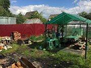 Участок 6 соток с постройками в СНТ Локомотив у д. Новоникольское - Фото 4