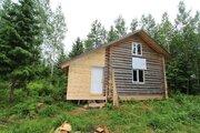 Продам рубленный новый дом(не дострой) в Лужском районе - Фото 4