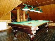 Прекрасный коттедж с бассейном, бильярдом и баней в пос. Ольгино - Фото 3