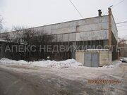 Аренда склада пл. 250 м2 м. Щелковская в складском комплексе в .