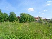 Земельный участок 10 соток в Рузском районе, пос. Нестерово, СНТ - Фото 1